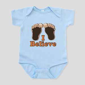 I Believe Bigfoot Infant Bodysuit