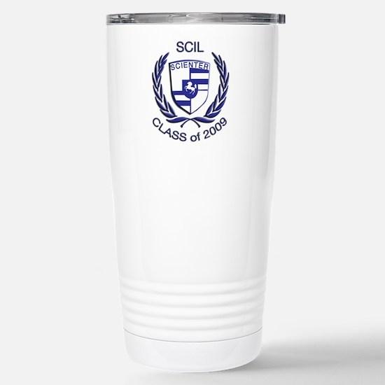 SCIL Stainless Steel Travel Mug