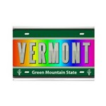 Vermont Rectangle Magnet