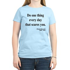 Eleanor Roosevelt 1 Women's Light T-Shirt