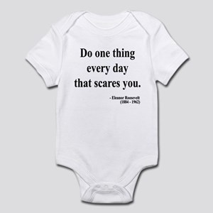Eleanor Roosevelt 1 Infant Bodysuit