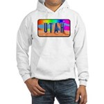Utah Rainbow Hooded Sweatshirt