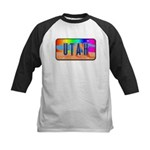 Utah Rainbow Kids Baseball Jersey