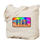 Utah Rainbow Tote Bag