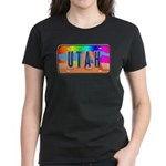 Utah Rainbow Women's Dark T-Shirt