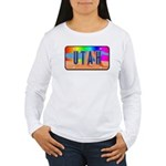 Utah Rainbow Women's Long Sleeve T-Shirt