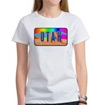 Utah Rainbow Women's T-Shirt