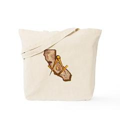 California Masonry Tote Bag