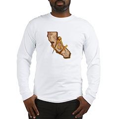 California Masonry Long Sleeve T-Shirt