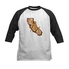 California Masonry Kids Baseball Jersey
