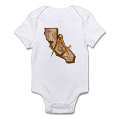 California Masonry Infant Bodysuit