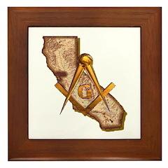 California Masonry Framed Tile