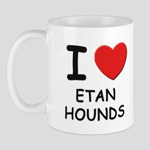 I love CRETAN HOUNDS Mug