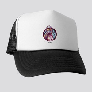 The Wasp Badge Trucker Hat