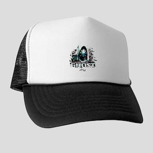 Marvel Ghost Trucker Hat