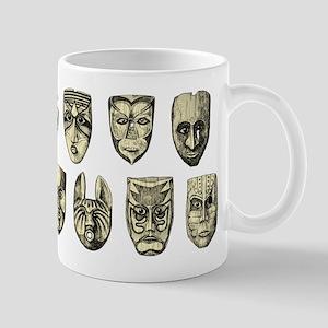 Calusa Masks Mug