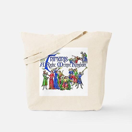 Trimaris Tote Bag