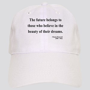 The Future Belongs To Those Who Believe In The Beauty Of Their Dreams Graduation Cap