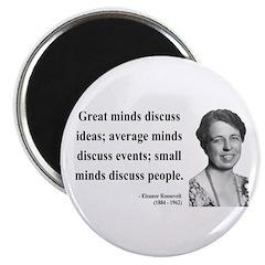 Eleanor Roosevelt 5 Magnet