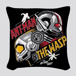 Ant-Man & The Wasp Woven Throw Pillow