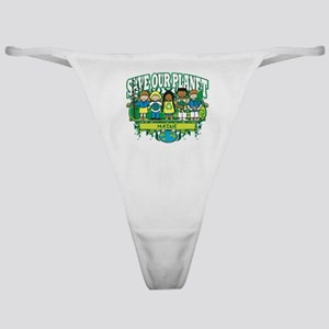 Earth Kids Maine Classic Thong