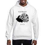 Got Boost? - Turbo - Hooded Sweatshirt