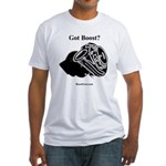 Got Boost? - Turbo - Fitted T-Shirt