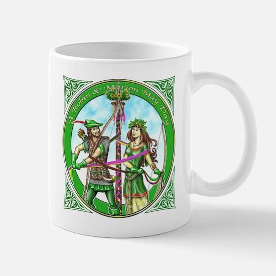 Robin & Marian Mug