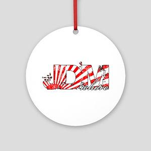 JDM Whore Ornament (Round)