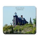 Huron Island Lighthouse Mousepad