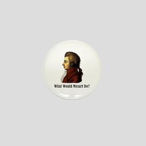 Mozart Mini Button