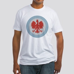 Chicago Polish Logo Fitted T-Shirt