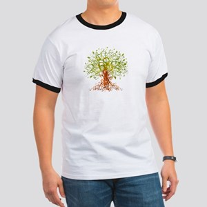 abstract tree Ringer T