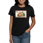 Pumpkin Boy Women's Dark T-Shirt