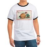 Pumpkin Boy Ringer T