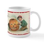 Pumpkin Boy Mug