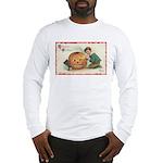 Pumpkin Boy Long Sleeve T-Shirt