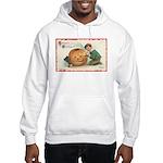 Pumpkin Boy Hooded Sweatshirt