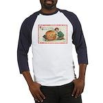Pumpkin Boy Baseball Jersey