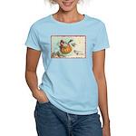Flying Pumpkin Women's Light T-Shirt