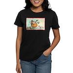 Flying Pumpkin Women's Dark T-Shirt