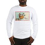 Flying Pumpkin Long Sleeve T-Shirt