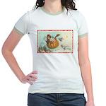 Flying Pumpkin Jr. Ringer T-Shirt