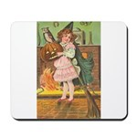 Witch Girl Mousepad