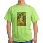 Witch Girl Green T-Shirt