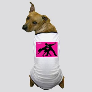 iWaltz Ballroom Dance Dog T-Shirt