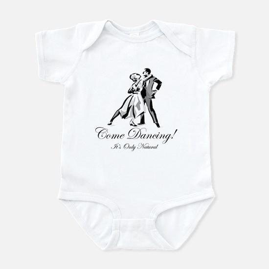 It's Only Natural Dance Infant Bodysuit