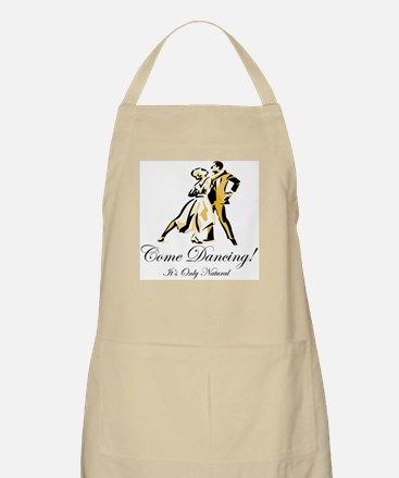 It's Only Natural Dance Apron