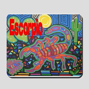 Escorpio Mousepad