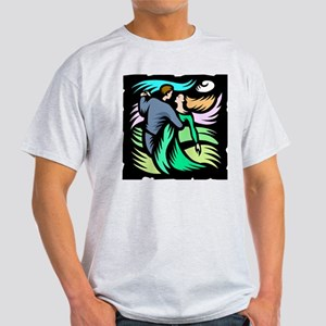Night Dancing Light T-Shirt